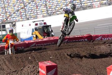 News video: The Ricky Carmichael Amateur Supercross @ Daytona